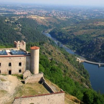 Chateau d essalois