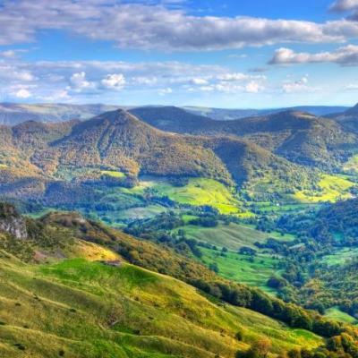 Les Volcans d Auvergne