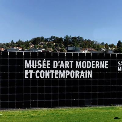 Museee d art moderne et contemporain St Etienne